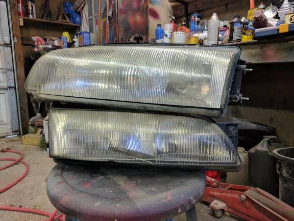 95 nissan 240sx headlights (21784) $200