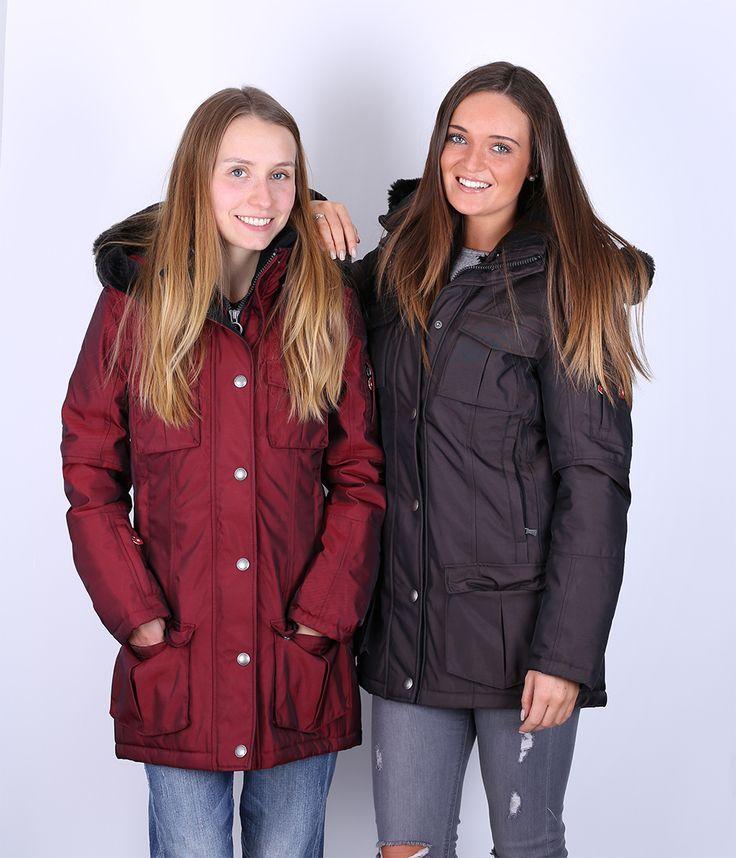 Mit Wellensteyn Schneezauber wird der Winter einfach magisch! Hier klicken und die modischen Damen Jacken entdecken.