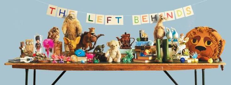 Touching Freeview U.K. Television Ad Features Unsold Toys Coming to Life and Singing 'I Want to Know What Love Is'