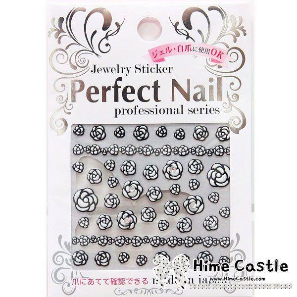 39 best HimeCastle Japanese Nails images on Pinterest | Japanese ...