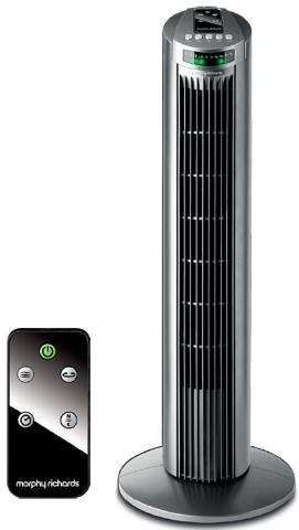 Morphy Richards 737mm Tower Fan With Remote Control - 35111SA | Buy Online in South Africa | takealot.com
