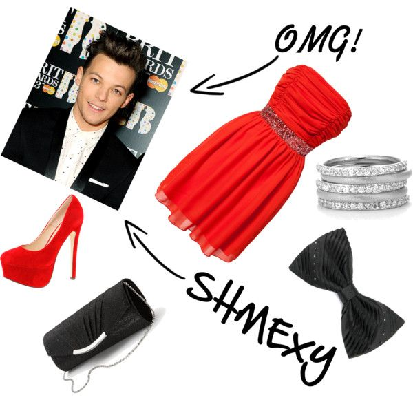 """OMG! Its Louis Tomlinson"" by tactica on Polyvore"