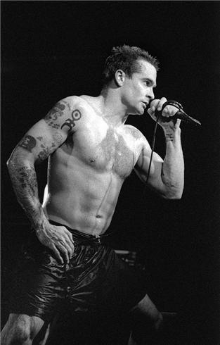 henry rollins show
