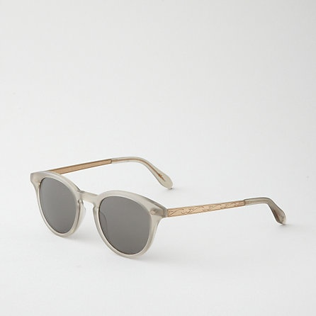 garrett leight ashland sunglasses mens sunglasses steven alan