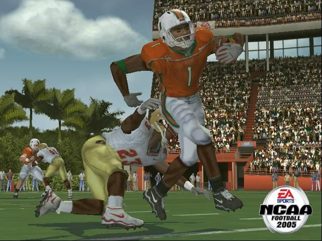 Florida State Seminoles vs Miami (FL) Hurricanes in the Orange Bowl