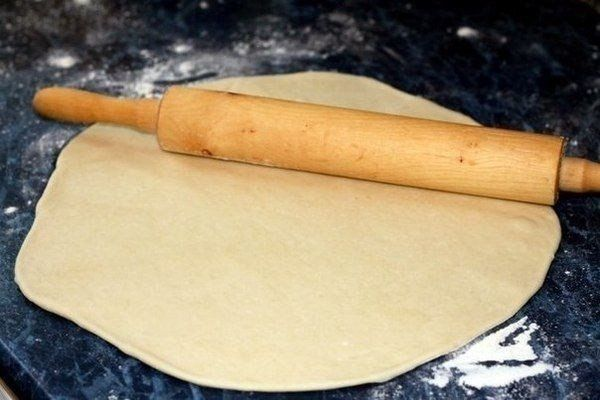 Тонкое тесто для пиццы | Школа шеф-повара