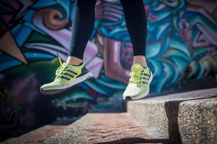 No hay mejor manera de correr que con las #Adidas #Ultraboost
