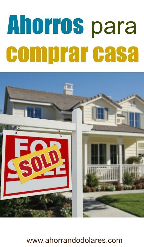 Encuentra aquí consejos que facilitarán el proceso para empezar a ahorrar para comprar tu casa. Consejos para ahorrar.