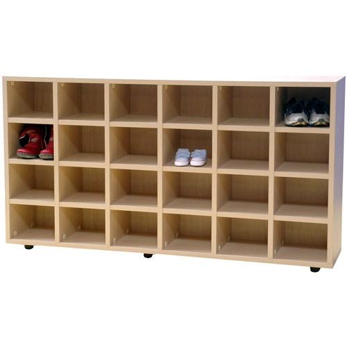 65 best images about organizar on pinterest shoes organizer garment racks and galvanized pipe - Muebles para organizar ...