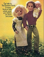 Sunshine Family (I really loved these dolls)Families Dolls, 70 S, Blast, Kids Stuff, Childhood Memories, 70S, Sunshine Families, Favorite Dolls, Childhood Favorite