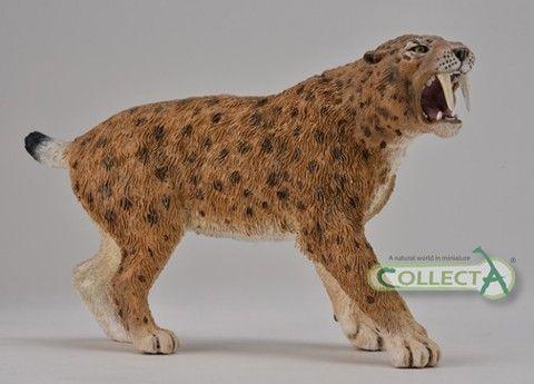 Collecta Deluxe Smilodon model