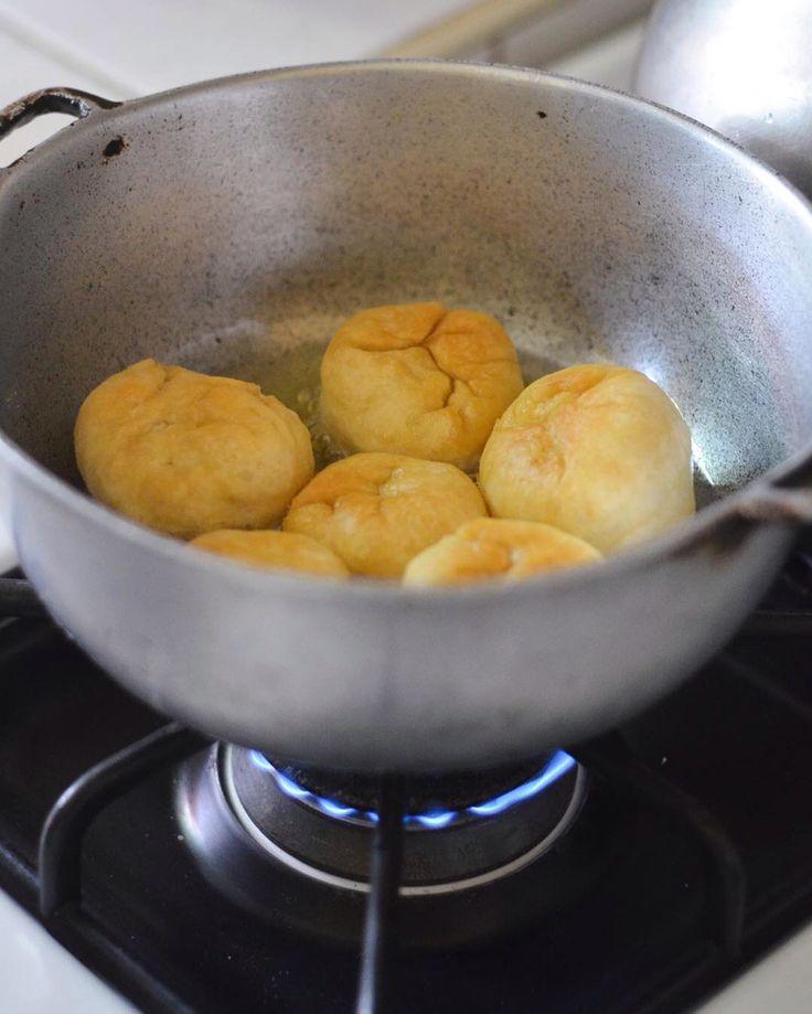 who's already thinking about breakfast fried dumplings