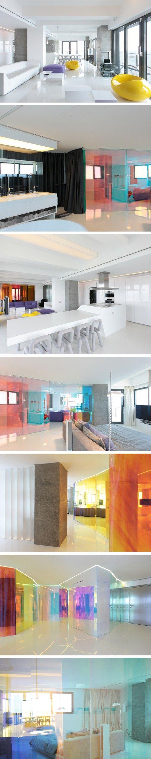 Appartement H par Re Act Now - Journal du Design