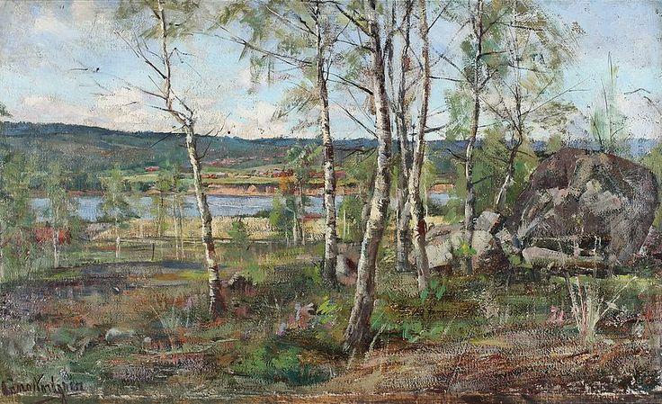 Anna Nordgren (Swedish, 1847 - 1916
