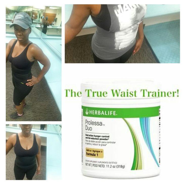 Prolessa the true waist Trainer