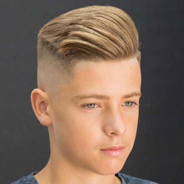 33 Best Boys Fade Haircuts 2020 Guide Boys Fade Haircut Fade Haircut Men Blonde Hair