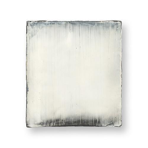 YAMANOBE Hideaki *1964 Klangass. Ton Nr. 36 Acryl auf Nessel 2008 21,5 x 19 x 4,5 cm