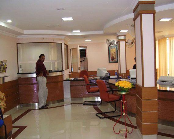 UBI Karnana Proposed Interior For Bank By Mathewandsaira Architects In Cochin