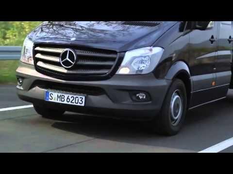 2013 Mercedes Benz Sprinter - Assist systems
