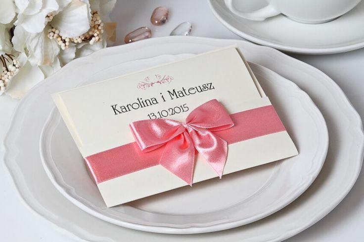 Na naszej stronie internetowej znajdziecie państwo Zaproszenia ślubne Gorzów - wysoka jakość oraz niska cena to nasza dewiza.