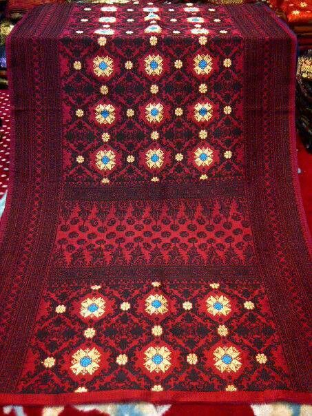Beautiful songket..