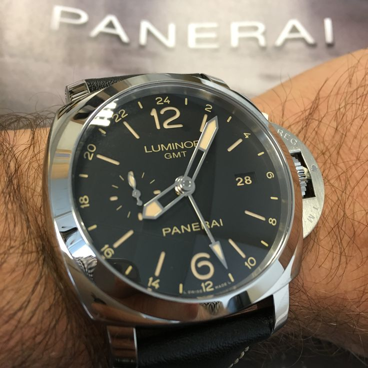 Another great #PAM from our in stock Panerai selection  DM us now to find yours