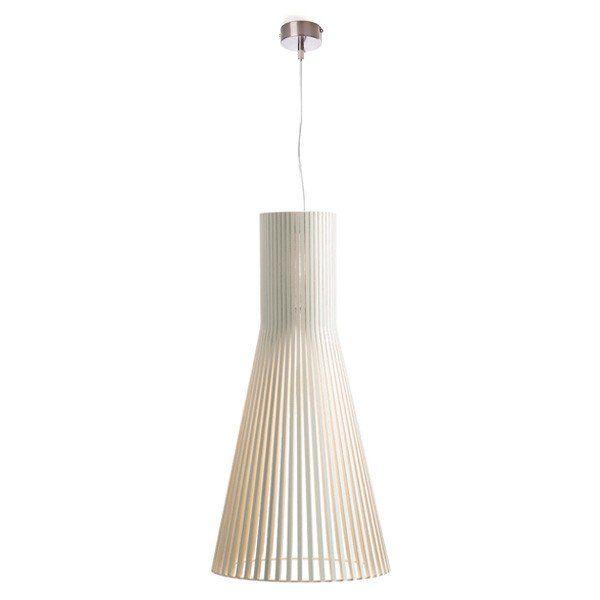 Seppo Koho Replica Secto Wooden Pendant Light