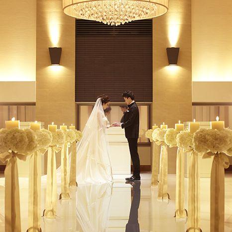 大阪の結婚式場 心斎橋モノリス