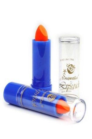 Oranje lippen op Koningsdag? Bezoek onze website voor meer oranje make-up!