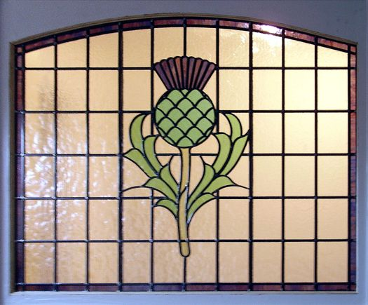 Stained Glass Doors Windows Transoms Coloured And