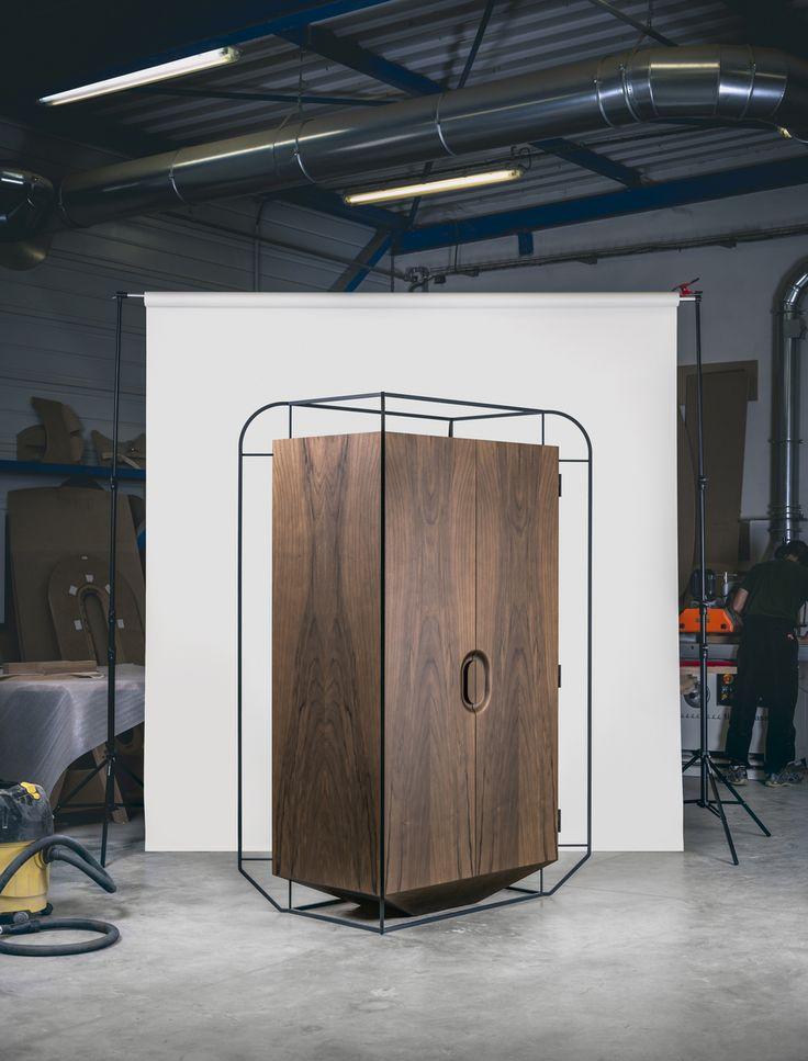 The Inner Workings: Exo Cabinet by Grégoire de Lafforest