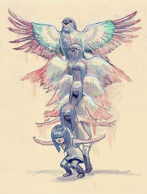 (1) Fotos de Evolução da Consciência