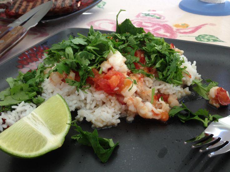 Lisa's Lobster Al Fresco