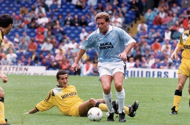 Lazio Home 1992