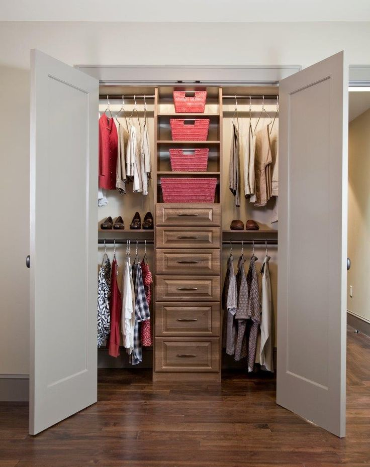 94 best Closets images on Pinterest | Closets, Custom closets and ...