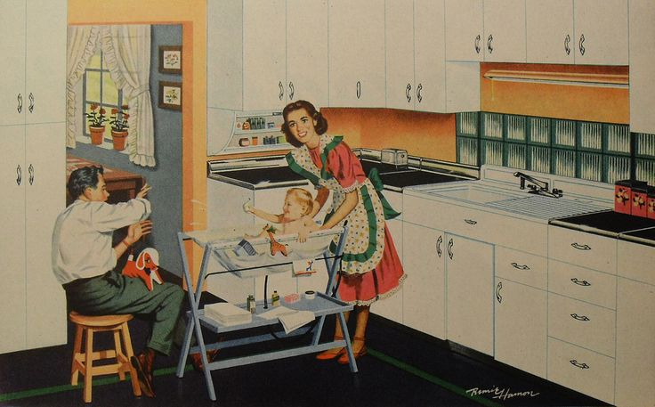 184 Best Images About Vintage Kitchens On Pinterest Stove Refrigerators An