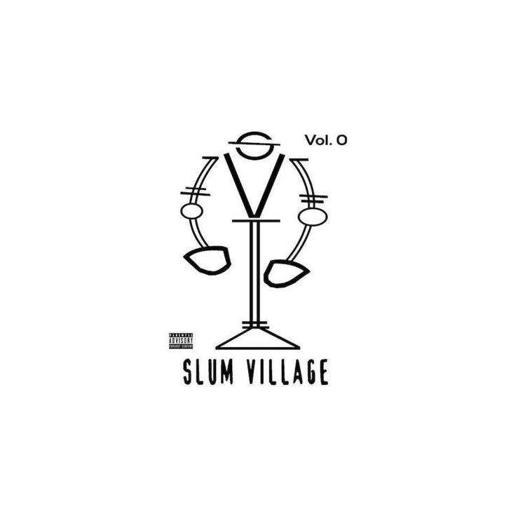 Slum Village - Slum Village Vol. 0 (Vinyl)