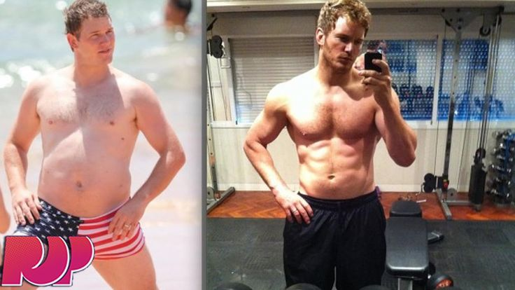 The Chris Pratt Body Transformation - How To Become An Action Hero