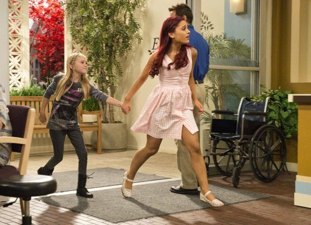 See Ariana Grande's Major Style Transformation from 'Victorious' to 'Sam & Cat'