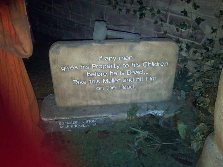 funny gravestone epitaphs - Google Search