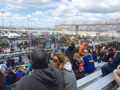 Attending Your First NASCAR Race? My 6 Best Tips For Making The Most Of Your NASCAR Experience - I've been to several stock car races, sprint car races, and other car racing events. I recently attended my first NASCAR race. Here are 6 things I learned.