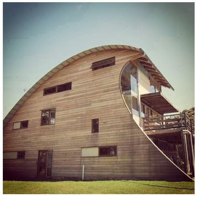 Ultimate surf shack!