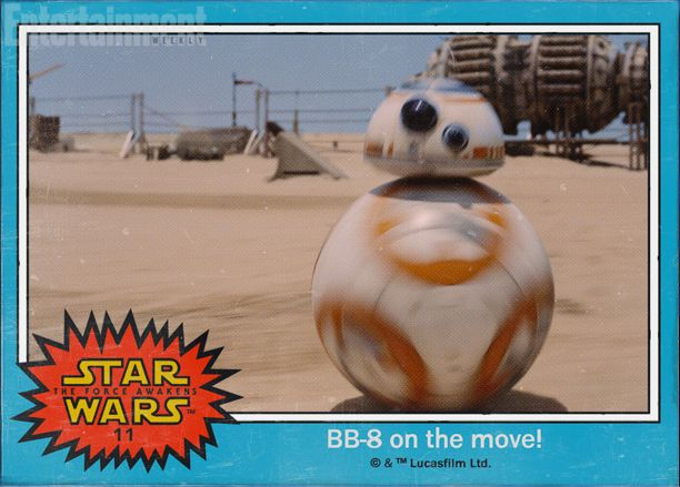 This bouncing baby droid has already endeared itself to the Star Wars faithful with just a few bleeps and squawks of droidspeak. Its exact role...