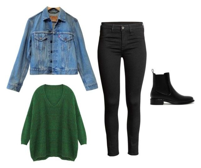 """Untitled #23"" by cass0698 on Polyvore featuring Levi's and CHARLES & KEITH"