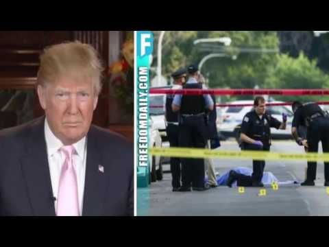 7.2  42 Shot To Death In Independence Day Massacre – Trump Just Released SHOC...