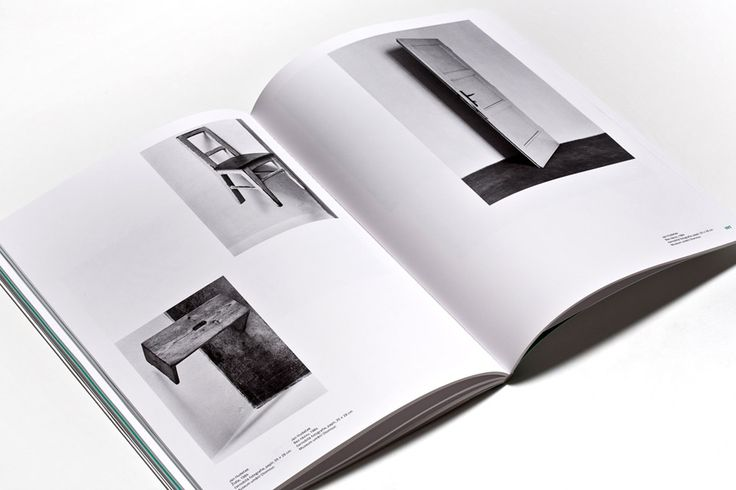 Monography Bohumil Kubišta - Graphic design by Dynamo design, photo of printed realization by w:u studio