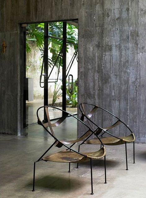 oceanprimitive.com. No info on these brilliant, gorgeous chairs.