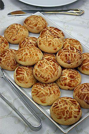 Cheese Biscuit - Török poğaça, Forrás: portakalagaci.com