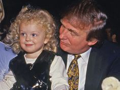 Flashback: Watch Donald Trump Speculate on Baby Daughter Tiffany's Future 'Assets' in 1994 Clip| 2016 Presidential Elections, politics, The Daily Show with Trevor Noah, TV News, Donald Trump, Marla Maples, Trevor Noah