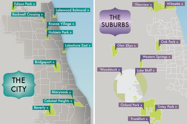 20 Best Towns and Neighborhoods in Chicago and the Suburbs: Chicago Magazine, Town Chicago, Favorite Places, Chicago Towns, Article, Chicago Apartments, Things Chicago, Travel Favorites